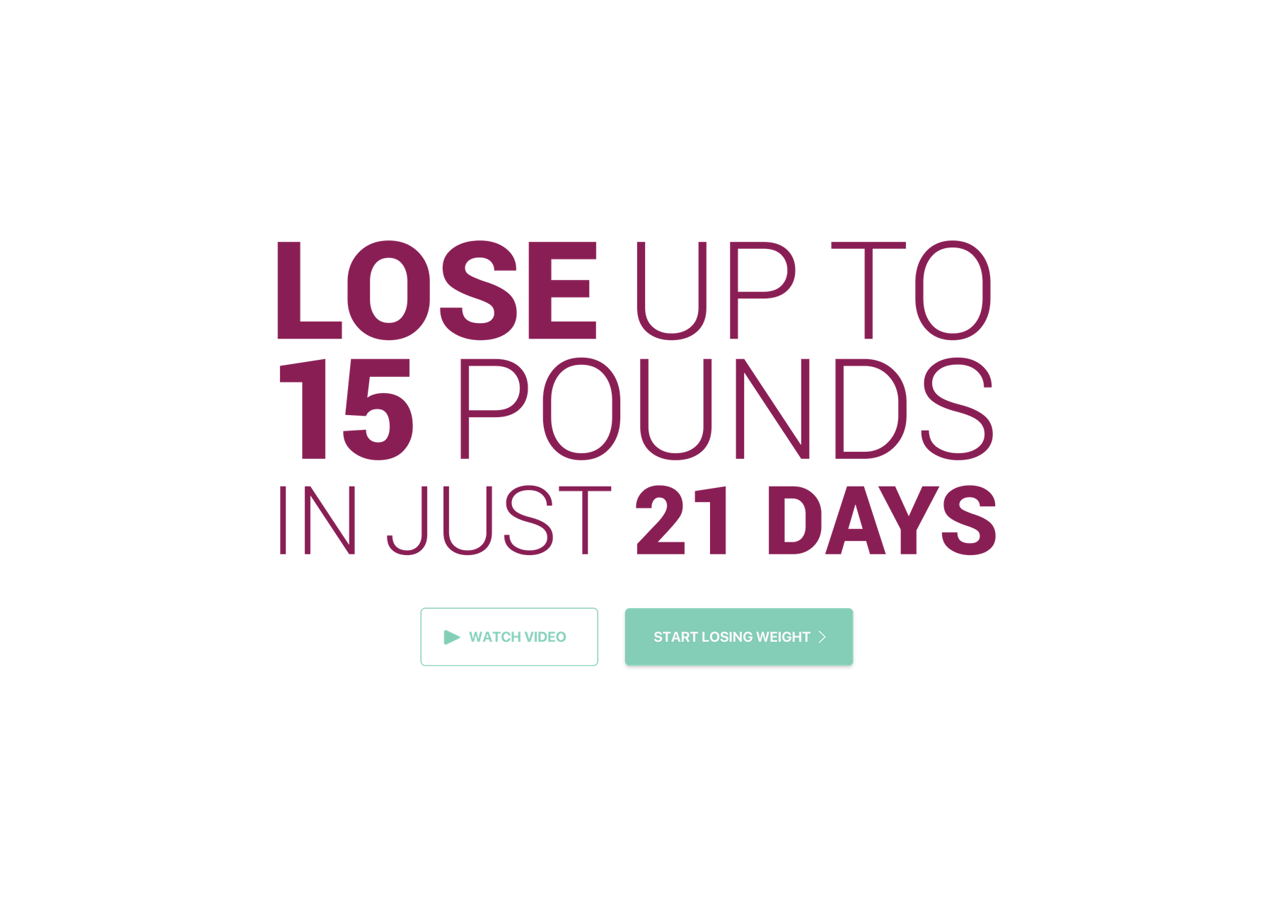 Lose up to 15 pounds in just 21 days intro to Chalene Johnson's Diet Program app