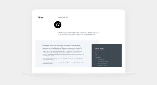 Rareview named a WordPress VIP Silver agency partner.