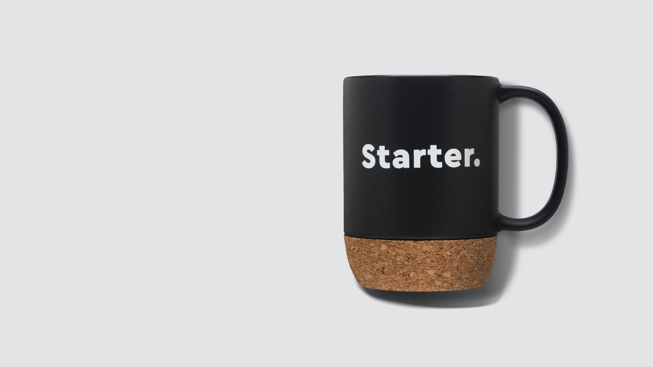 Starter Mug from Rareview