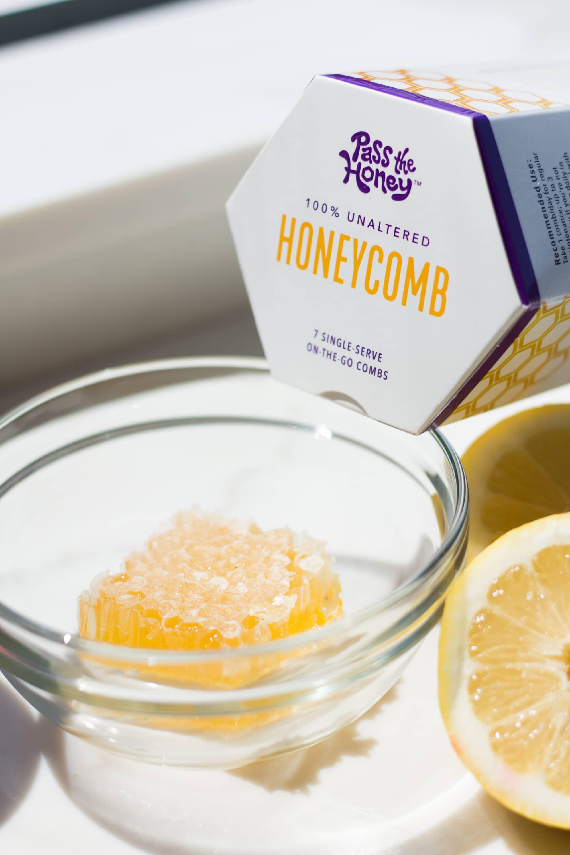Pass the Honey product honey comb